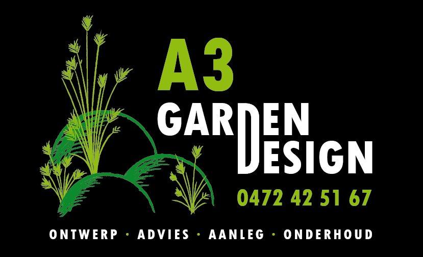 A3 Garden Design
